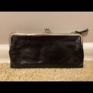 Black Wallet/Clutch